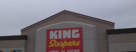 King Soopers is one of Marie's Liked Places.