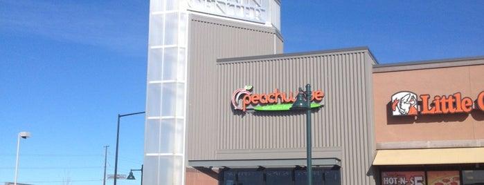 Peachwave is one of สถานที่ที่บันทึกไว้ของ Chelly.
