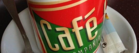 Café&Té is one of Lugares de Kenzo.