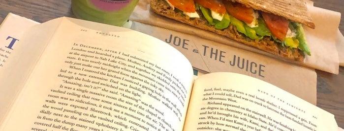 JOE & THE JUICE is one of NYC.