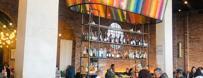 The Williamsburg Hotel is one of NYC - Outdoor Bars & Restaurants.