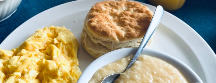 Biscuits is one of New England.
