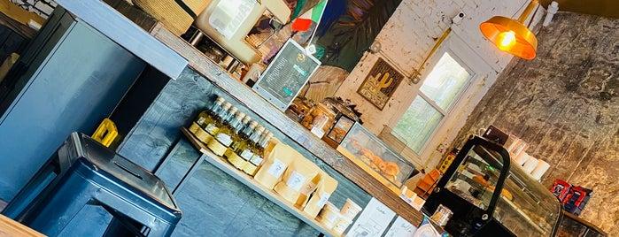 Ciao Bella Coffee is one of Locais curtidos por Lasagne.