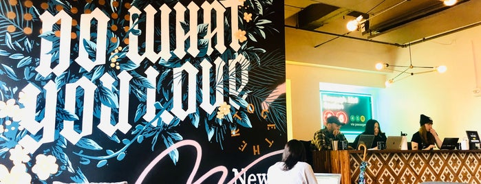 WeWork is one of City Guide: Brooklyn & LIC.