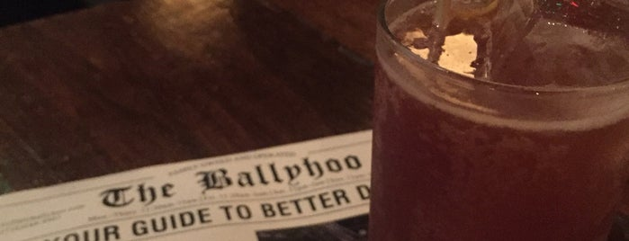 Ballyhoo Links & Drinks is one of Restaurants I want to Try.