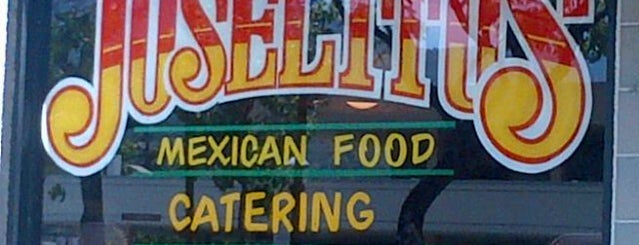 Joselito's Mexican Food is one of Gespeicherte Orte von Chuck.