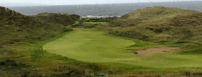 Ballybunion Golf Club is one of Kerry ~ The Kingdom.