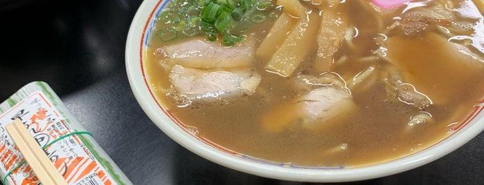 まる京中華そば is one of 和歌山.