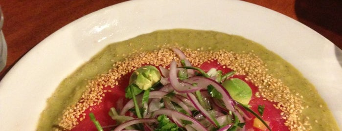 Jaguar Ceviche is one of Miami Florida - Peter's Fav's.