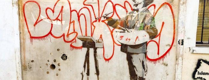 Banksy @ Portobello is one of Lugares guardados de Alejandro.