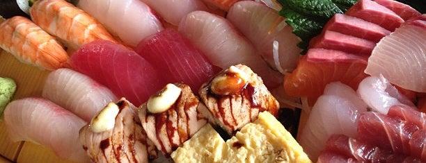 Wasai Japanese Kitchen is one of สถานที่ที่บันทึกไว้ของ William.