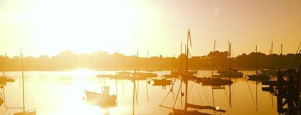 Port de La Trinité-sur-Mer is one of Hotspots Wifi Orange - Vacances.