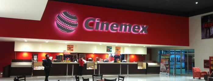 Cinemex is one of Posti che sono piaciuti a Marbellys.
