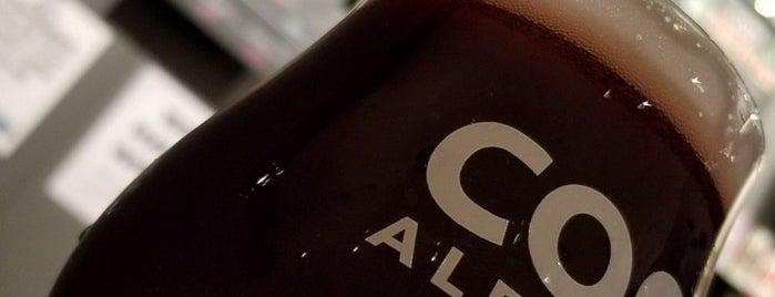 COOP Ale Works is one of Ben'in Kaydettiği Mekanlar.