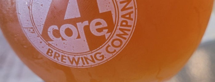 Core4 Brewing is one of Mattさんのお気に入りスポット.