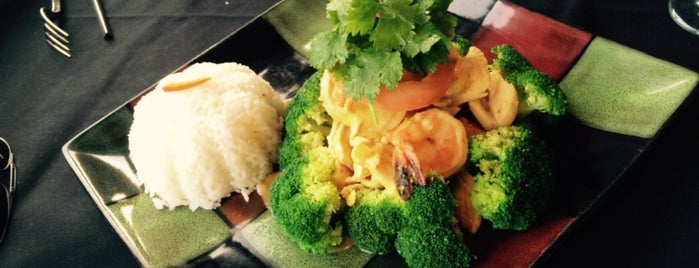 Thai On The Beach is one of Broward Restaurants.