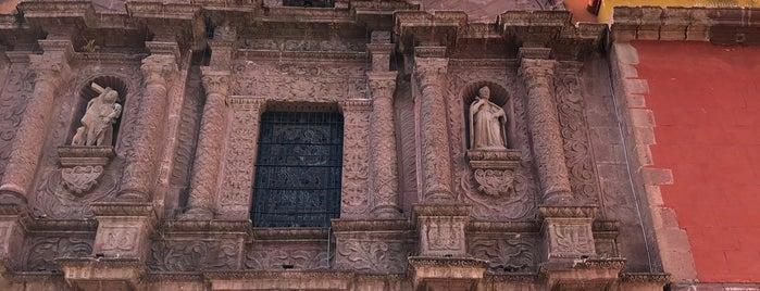 Plaza de San Felipe Neri is one of San Miguel.