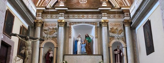 Templo de Santa Ana is one of San Miguel.