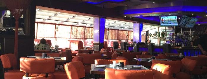 Silk Road Restaurant & Bar is one of Andrew : понравившиеся места.