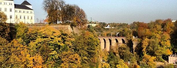 Viaduc de la Pétrusse is one of Luxembourg Essentials.