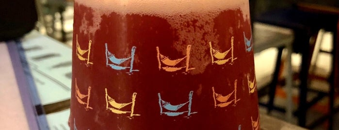 Crooked Hammock Brewery is one of Delaware & Outskirts (MD & PA) Breweries.