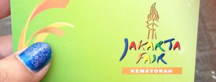 Pekan Raya Jakarta (PRJ) is one of Jakarta.