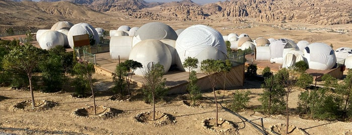 Petra Bubble Luxotel is one of Hotels.