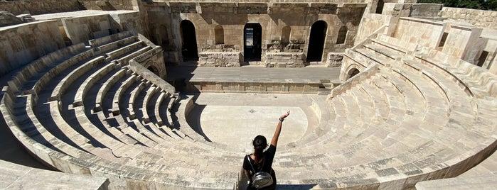 Roman Odeon is one of Jordan To Do.