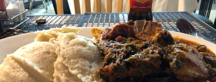 African Grill & Bar is one of Colorado Food.