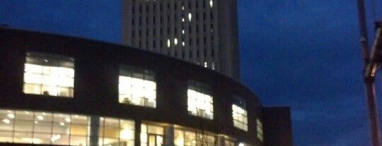 Cleveland State University is one of CLE.