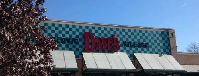 Dave's Market is one of Food.