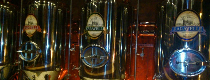 Karavelle is one of Beers 🍻.