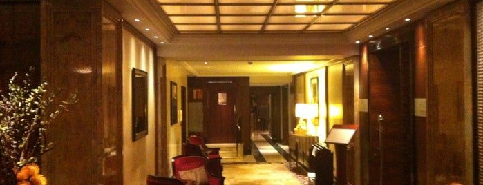 Westbury Hotel is one of Travels..