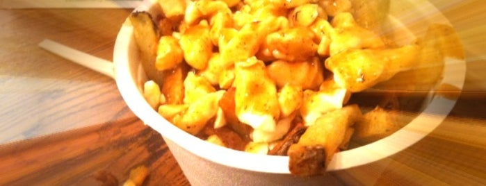 Poutini's House of Poutine is one of Toronto for visitors.