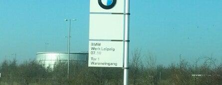 BMW Werk Leipzig is one of 4sq365de (1/2).