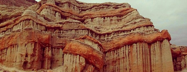 Red Rock Canyon State Park is one of SoCal.