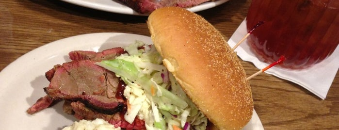 Red Hot & Blue  -  Barbecue, Burgers & Blues is one of * Gr8 Burgers—Juicy 1s In The Dallas/Ft Worth Area.
