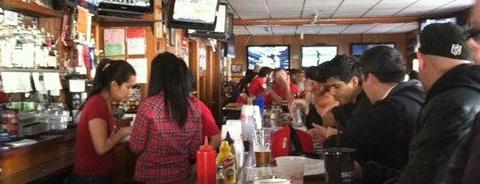 Zeke's Diamond Bar is one of Bars in San Francisco to watch NFL SUNDAY TICKET™.