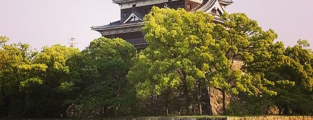 Hiroshima Castle is one of Japonya.