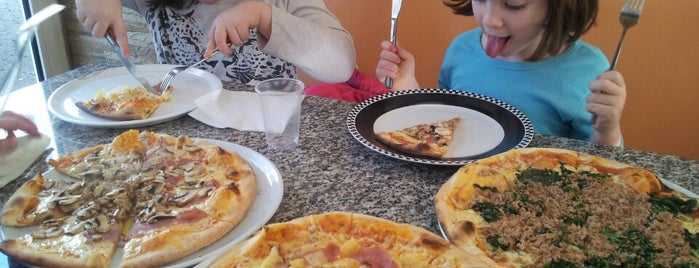 Pizzeria Thymian is one of Lieux sauvegardés par N..