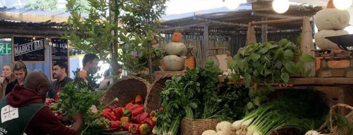 Oranjezicht Farmers Market is one of Cape Town.