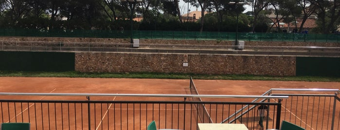 Real Sociedad de Tenis Pompeya is one of Comidos BCN 1.