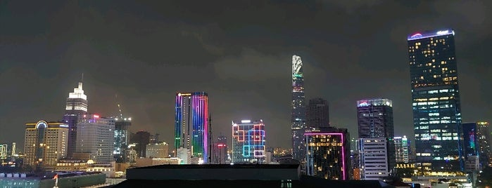 Glow Skybar is one of Ho Chi Minh.