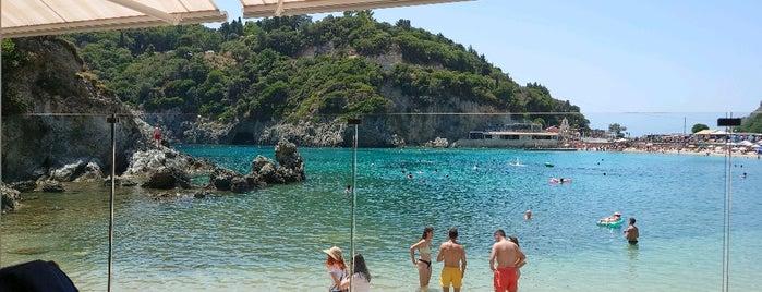 Nikos Grill Taverna is one of Corfu, Greece.