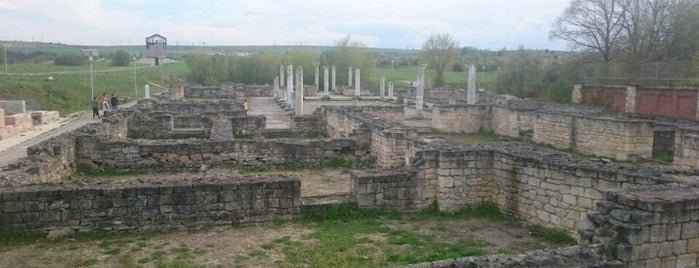 Abritus is one of Kaladan'ın Beğendiği Mekanlar.