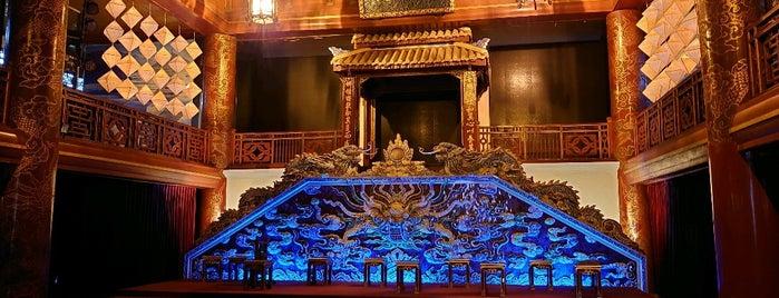 Duyệt Thị Đường (Royal Theatre) is one of Hue.