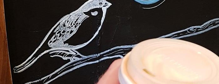 Sparrow Coffee Co is one of Orte, die Kat gefallen.