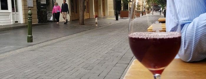Udaberri Pintxos Y Vino is one of Cool Adelaide bars.
