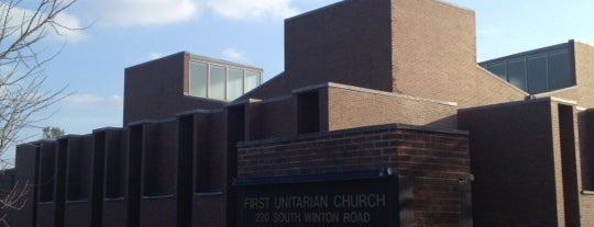 First Unitarian Church is one of Architecture.