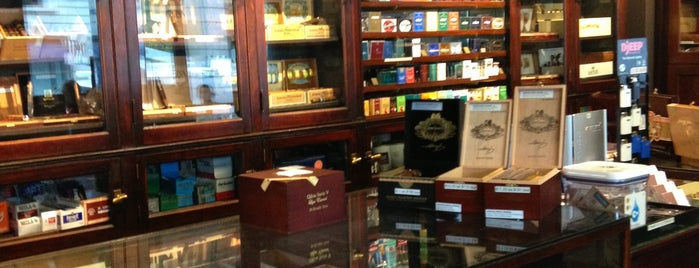 W. Curtis Draper Tobacconist is one of Awesome Cigars Shops!.